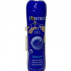Control sex senses gel nature