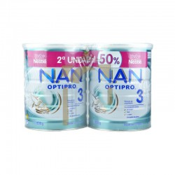 Nestle nan optipro 3 duplo...