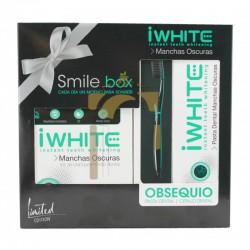 IWHITE SMILE BOX MANCHAS...