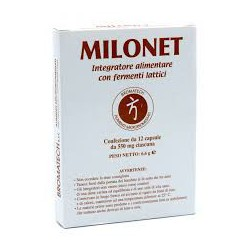 BROMATECH MILONET 12 CAPSULAS