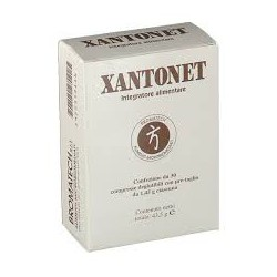 BROMATECH XANTONET 30 CAPSULAS