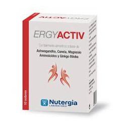 Nutergia ergyactiv 21 sobres