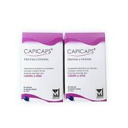 CAPICAPS DUPLO 60 + 60 CAPS