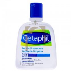 Cetaphil locion limpiadora...