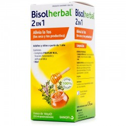 BISOLHERBAL 2 EN 1 120 ML