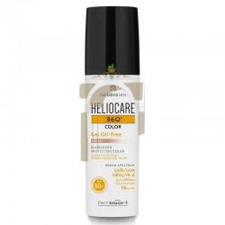 Heliocare 360º gel oil-free...