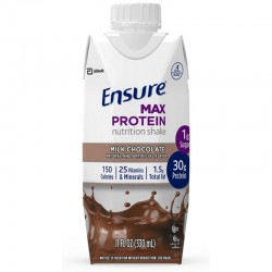 Ensure max protein...