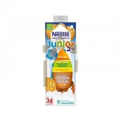 Nestle junior crecimiento...