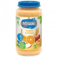 Nestle tarritos postre 6...