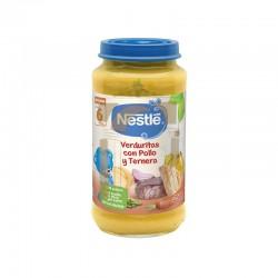 Nestle tarritos verduritas...