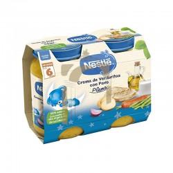 Nestle tarritos crema de...