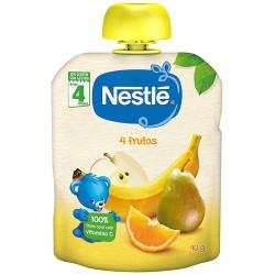 Nestle bolsita 4 frutas