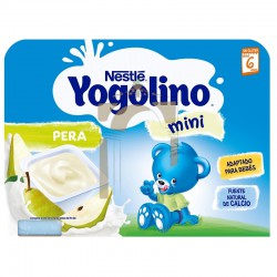 NESTLE YOGOLINO MINI PERA 6...