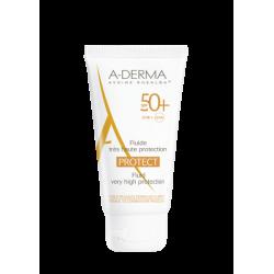 A-derma protect fluído spf50+