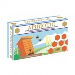 Apibiotic ampollas bebibles