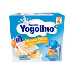 Nestle yogolino melocoton y...