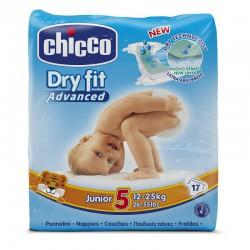 CHICCO PAÑAL JUNIOR TALLA 5...