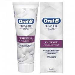 Oral b 3dwhite luxe...