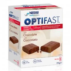 Optifast barritas chocolate