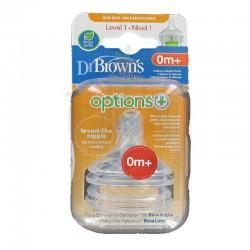 Dr brown´s options+ tetina...