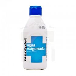 Montplet agua oxigenada 250 ml