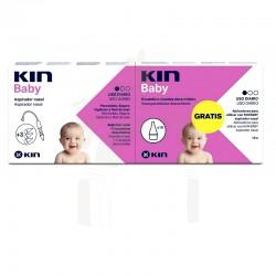 Kin baby pack aspirador+ 10...