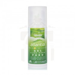Atlantia gel de aloe puro