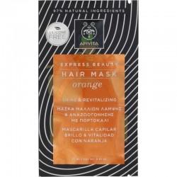 Apivita hair mask orange...