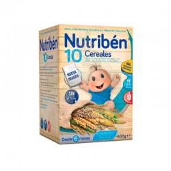 Nutribén 10 cereales 600 gr