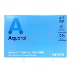 Aquoral gotas oftalmicas...