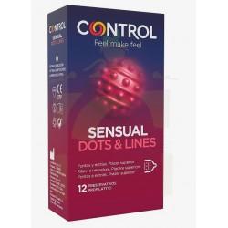 Control preservativos touch...