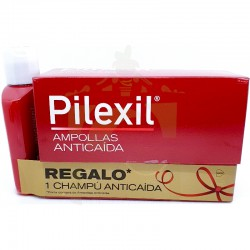 Pilexil tratamiento anticaida