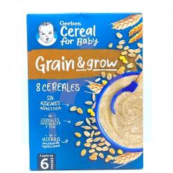 Gerber 8 cereales