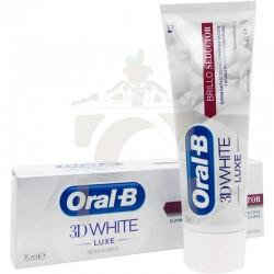 Oral-b 3dwhite luxe brillo...