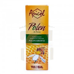 Apicol polen de flores