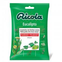 Ricola caramelos eucalipto...