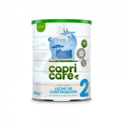 Capricare 2 leche de cabra...