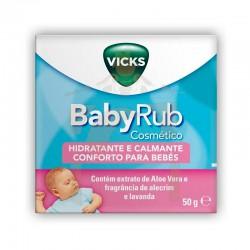 Vicks babyrub 50 g (vaporub)