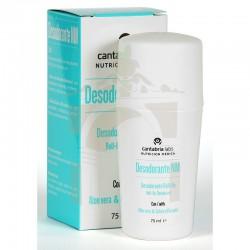 Desodorante nm sin aluminio...
