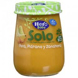 Hero baby solo pera plátano...
