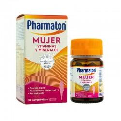 pharmaton mujer 30 comp