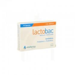 lactobac 10 capsulas...