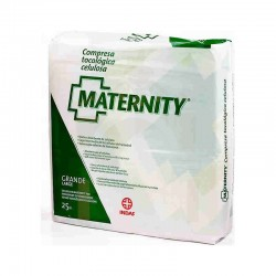 Indas Maternity compresas...