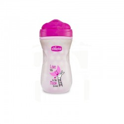 Chicco vaso luminoso rosa 14m+