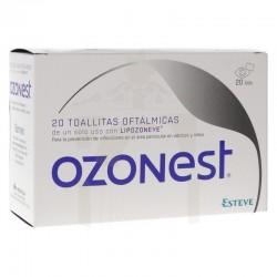 Ozonest 20 toallitas...