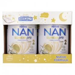 Nan supreme pro 2 duplo 800 g
