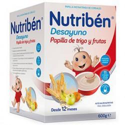 NUTRIBEN DESAYUNO PAPILLA...
