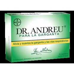 DR ANDREU PARA LA GARGANTA