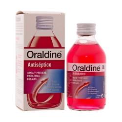 Oraldine antiseptico colutorio