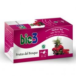 Bie3 te de frutas del bosque